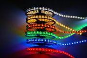 светодиодная лента - разные цвета - в наличии - от 900 тг Экибастуз