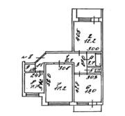 Продам 3-х комнатную квартиру на 2 этаже