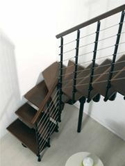 Межэтажные модульные лестницы в Экибастузе