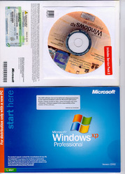 Windows Xp Professional 32 Bit oem```
