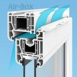 Приточно воздушные клапана Air-Box Comfort