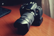 Canon 650d + (18-135mm)