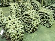Продаем новые гусеницы на тр. Т-4 А старого образца,  ТТ-4,  ТТ-4 М по скидке !!